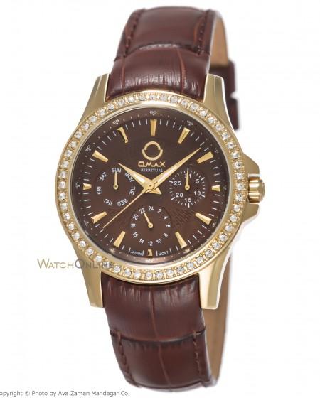 خرید ساعت زنانه اوماکس ، زیرمجموعه Perpetual PL08G55I