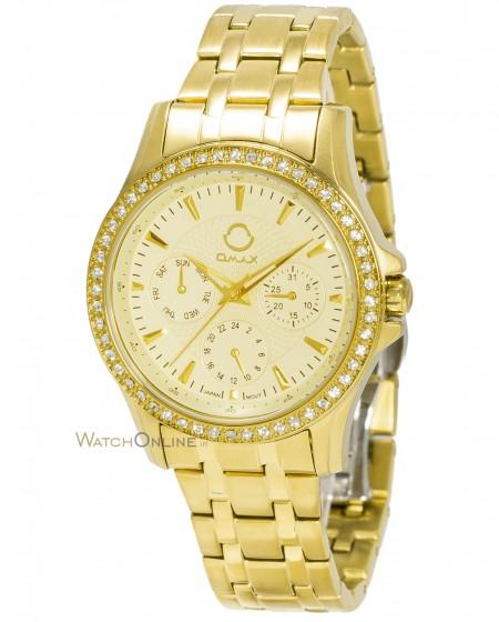 خرید ساعت زنانه اوماکس ، زیرمجموعه Perpetual 45SLG11I-M