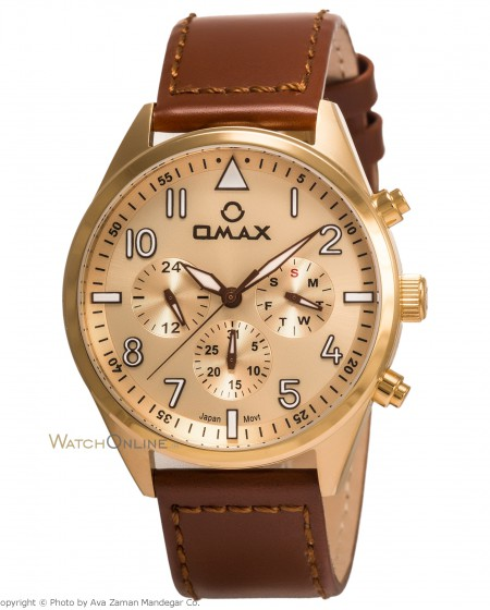 خرید ساعت مردانه اوماکس ، زیرمجموعه Perpetual 71SMG15A