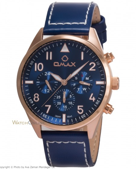 خرید ساعت مردانه اوماکس ، زیرمجموعه Perpetual 71SMR44A