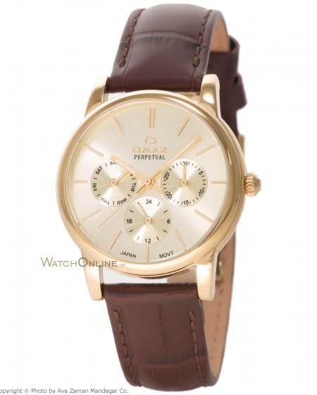 خرید ساعت زنانه اوماکس ، زیرمجموعه Perpetual PL02G15I