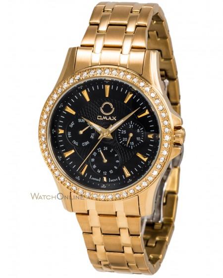 خرید ساعت زنانه اوماکس ، زیرمجموعه Perpetual 45SLG21I-M