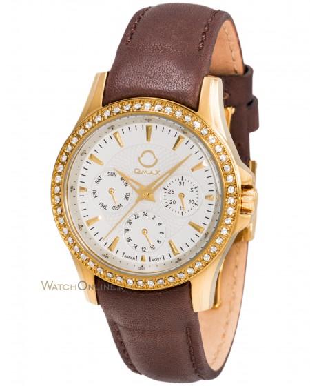 خرید ساعت زنانه اوماکس ، زیرمجموعه Perpetual 45SLG65I-L