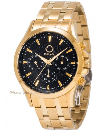 خرید ساعت مردانه اوماکس ، زیرمجموعه Perpetual 45SMG21I-M