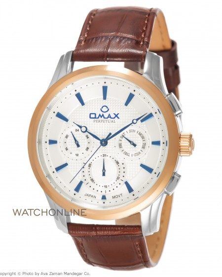 خرید ساعت مردانه اوماکس ، زیرمجموعه Perpetual PG12C65I